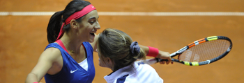 Fed Cup Italie/France